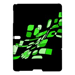 Green decorative abstraction Samsung Galaxy Tab S (10.5 ) Hardshell Case