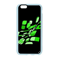 Green decorative abstraction Apple Seamless iPhone 6/6S Case (Color)