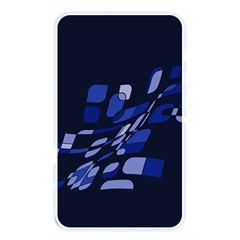 Blue abstraction Memory Card Reader