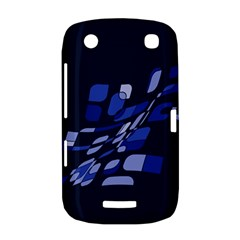Blue abstraction BlackBerry Curve 9380