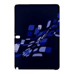 Blue abstraction Samsung Galaxy Tab Pro 12.2 Hardshell Case