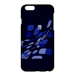 Blue abstraction Apple iPhone 6 Plus/6S Plus Hardshell Case