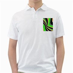 Colors of 70 s Golf Shirts