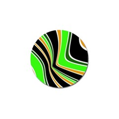 Colors of 70 s Golf Ball Marker (4 pack)