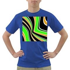 Colors of 70 s Dark T-Shirt