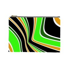 Colors of 70 s Cosmetic Bag (Large)