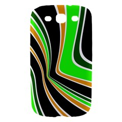 Colors of 70 s Samsung Galaxy S III Hardshell Case