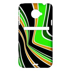 Colors of 70 s HTC Evo 4G LTE Hardshell Case