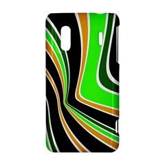 Colors of 70 s HTC Evo Design 4G/ Hero S Hardshell Case