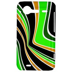 Colors of 70 s HTC Incredible S Hardshell Case
