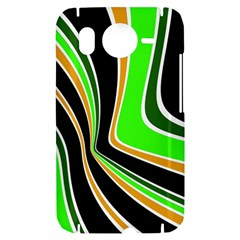 Colors of 70 s HTC Desire HD Hardshell Case