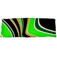 Colors of 70 s Body Pillow Case (Dakimakura)