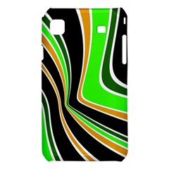 Colors of 70 s Samsung Galaxy S i9008 Hardshell Case