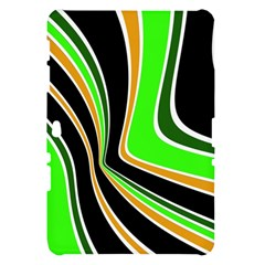 Colors of 70 s Samsung Galaxy Tab 10.1  P7500 Hardshell Case