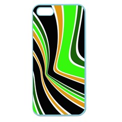 Colors of 70 s Apple Seamless iPhone 5 Case (Color)