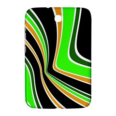 Colors of 70 s Samsung Galaxy Note 8.0 N5100 Hardshell Case