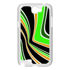 Colors of 70 s Samsung Galaxy Note 2 Case (White)