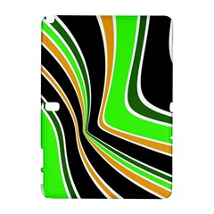 Colors of 70 s Samsung Galaxy Note 10.1 (P600) Hardshell Case