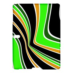 Colors Of 70 s Samsung Galaxy Tab S (10 5 ) Hardshell Case
