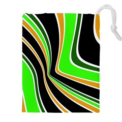 Colors of 70 s Drawstring Pouches (XXL)