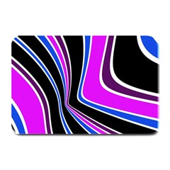 Colors of 70 s Plate Mats