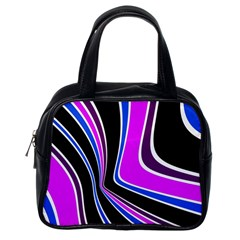Colors of 70 s Classic Handbags (One Side)