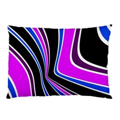 Colors of 70 s Pillow Case