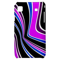 Colors of 70 s Samsung Galaxy S i9000 Hardshell Case