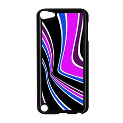 Colors of 70 s Apple iPod Touch 5 Case (Black)