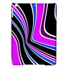 Colors of 70 s iPad Air Hardshell Cases