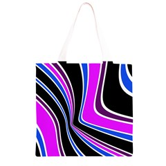 Colors of 70 s Grocery Light Tote Bag