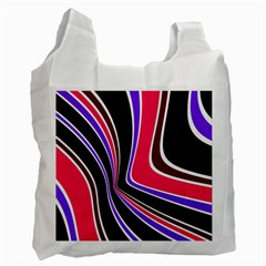 Colors of 70 s Recycle Bag (Two Side)