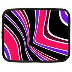 Colors of 70 s Netbook Case (XXL)