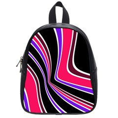 Colors of 70 s School Bags (Small)