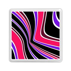 Colors of 70 s Memory Card Reader (Square)