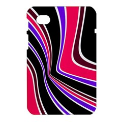 Colors of 70 s Samsung Galaxy Tab 7  P1000 Hardshell Case