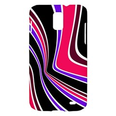 Colors of 70 s Samsung Galaxy S II Skyrocket Hardshell Case