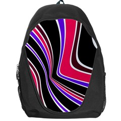 Colors of 70 s Backpack Bag