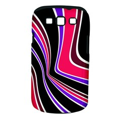 Colors of 70 s Samsung Galaxy S III Classic Hardshell Case (PC+Silicone)