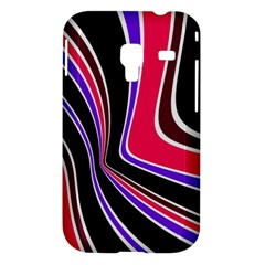 Colors of 70 s Samsung Galaxy Ace Plus S7500 Hardshell Case