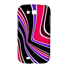 Colors of 70 s Samsung Galaxy Grand GT-I9128 Hardshell Case