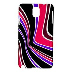 Colors of 70 s Samsung Galaxy Note 3 N9005 Hardshell Case