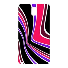 Colors of 70 s Samsung Galaxy Note 3 N9005 Hardshell Back Case