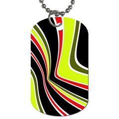 Colors of 70 s Dog Tag (Two Sides)