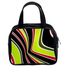 Colors of 70 s Classic Handbags (2 Sides)