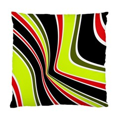 Colors of 70 s Standard Cushion Case (Two Sides)