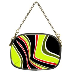 Colors of 70 s Chain Purses (Two Sides)