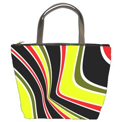 Colors of 70 s Bucket Bags