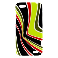Colors of 70 s HTC One V Hardshell Case