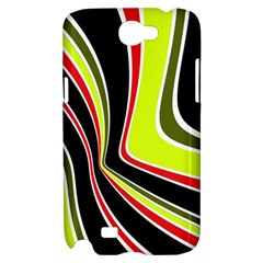 Colors of 70 s Samsung Galaxy Note 2 Hardshell Case